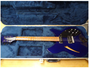 Rickenbacker 330 Mb Midnight Blue Black Parts 90and039s Electric Guitar Usa With Case