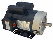 5 Hp 3450 Rpm 145tc 230v Woodworkers Dust Collector Electric Motor 120554c