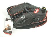 Mike Trout Signed Rawlings Baseball Glove Authentic Mlb Hologram Autograph