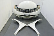 Jdm Nissan Murano Pnz50 2002-2007 Front End Conversion With Headlights, Fenders