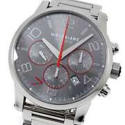 Free Shipping Pre-owned 7069 Timewalker Chronograph Japan Limited