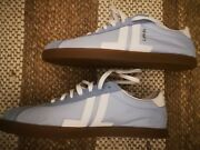Lanvin Jl Low Top Sneakers Men's Us 9/eur 42 In Blue. Hard To Find, Sold Out