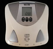 Tanita Bf-683w Body Fat / Water Monitor Weight Calculator Composition Scale Mass