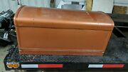 Cadillac 1930 S Luggage Chest No Hardware Wood Beautiful Condition Measurement