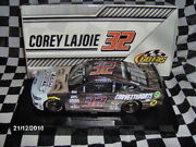 2020 Cory Lajoie 32 Keen Parts Face Mask 1/24th