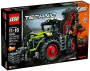 Lego Technic Claas Xerion 5000 Trac Vc 42054 Advanced Building Set Discontinued