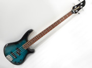 fernandes Frb-40 4 Strings Blue Burst Electric Bass Guitar Shipped From Japan