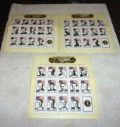 Old Vintage Original Liberia Presidents Of The United States Set Of 43 Stamps