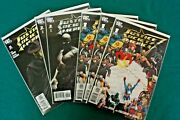 Justice Society Of America 2007 Lot Of 6 Comics Dc 1st Cyclone