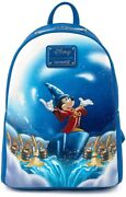 Loungefly Disney Sorcerer Mickey Mouse Mini Backpack