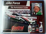 Drag Racing Legend John Force With Coa Signed Autograph 8 X 10