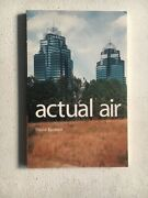 David Berman Actual Air 1st Edition First Printing Rare Silver Jews Excellent Op