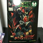 Rare Medicom Toy Todd Mcfarlaneand039s Spawn Real Action Heroes Black Masked Figure