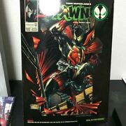 Rare Medicom Toy Todd Mcfarlane's Spawn Real Action Heroes Black Masked Figure