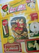 B.j. Summers Coca-cola Art Deco Antique Price Guide Book Mint Free Shipping