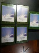 The Great Courses Religion The Old And New Testament Set W Booklet 8 Dvds Total