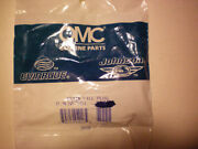 Evinrude/johnson Quantity Two 307551 Drain Fill Plugs. Free Freight