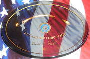 Smoked Glass Candy Dish From President Fordand039s Air Force One
