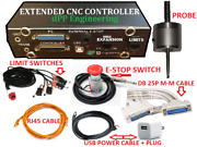 Extended Cnc Functions Box For Sherline Cnc Controller + Digitizing Probe