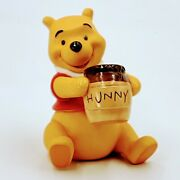 Wdcc Winnie The Pooh Lot Of 2 Pieces. Boxes And Coa. Pre-owned