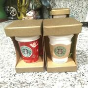 Starbucks To Go Cup Ornament 2008 1129472