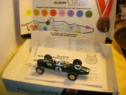Rare Vintage Eldon Brm F1 Slot Car With Boxandinstr.1/24 Offered By Mth