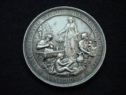 Amsterdam Netherlands International Competition For Arts And Crafts 1877 Medal