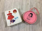 Vintage Barbie / Betsy Mccall Doll Case Lot Random Clothes Dolls Included