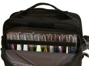 Gps 10-tube Tackle Box Bag Small W/ Boxes Saltwater Jig Tubes Fishing Gear Blk-