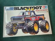 Tamiya Ford F150 Blackfoot Model Kit 110 Scale New In Box Unused Rc Offroad