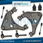 Control Arms Lower Ball Joints For Ford Explorer Tie Rods Sway Bars Front 95-01