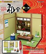 Re-ment Petit Sample Series The Japanese-style Room Set Of Staggered Shelves