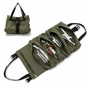 Hot Sale Roll Tool Roll Multi-purpose Tool Roll Up Bag Hanging Tool Carrier Tote