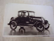 1929 Ford Model A Coupe 11 X 17 Photo Picture