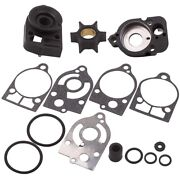 Water Pump Impeller Kit W/ Base 46-77177a3 For Mercury 30/35/40/45/50/60/65/70hp