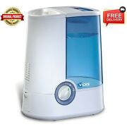 Vicks Warm Mist Filter Free Humidifier For Temporary Relief From Cough V750 1gal