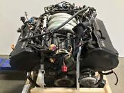 1998 Audi A4 2.8l Engine Motor With 83157 Miles Code Aha