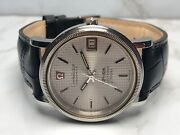 Beautiful Classic 1972 Omega Constellation Tuning Fork Ref 198.0022 Watch.