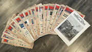 The Illustrated London News Lot Of 18 Vintage Wwi Era Newspapers