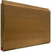 Canadian Western Red Cedar Tongue And Groove Timber Cladding Tgv - Tandg