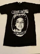 Fall Out Boy Save Rock N Roll Black T-shirt Music Shirt Britney Spears Small