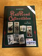 Railroad Collectibles 1990 Stanley Baker 4th Edit Price Guide Collector Book116