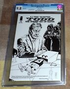 Todd The Ugliest Kid On Earth 5, Sketch Variant Cover, Cgc 9.8 Graded Nm/mt