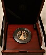 Royal Mint Peter Rabbit 2019 Uk 50p Gold Proof Coin Coa - Limited Edition
