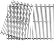 Cooking Grid Grates Stainless Steel For Weber Summit 600 3-pack Replacement Kit