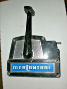 Vintage Mercury Old Style Control Box Shell Only..cn-shlf