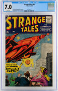 Strange Tales 68 Cgc 7.0 White Pages Beautiful Undergraded Copy 1959