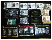 Takara Tomy Bottoms The Last Red Soldier Etc. Actic Gear 17 Boxes Rare Figure