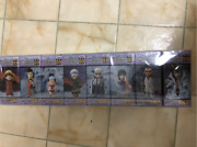 rare Banpresto One Piece World Collectable Vol. 35 Figures Lot Of 8 With Boxes