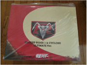 Real Action Heroes Masked Rider 1 And Cyclone Ultimate Version Figure Medicom Toy
